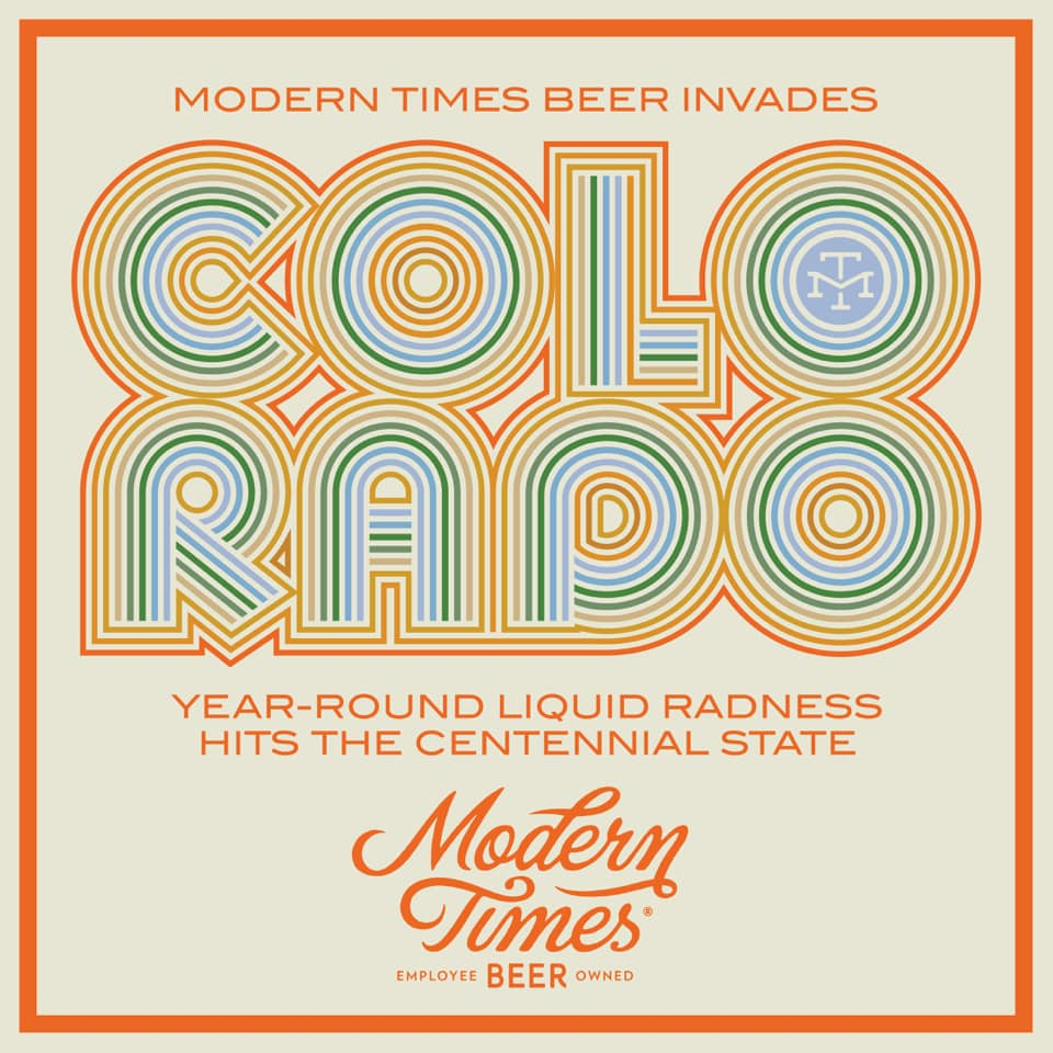 Modern Times Coming to Colorado! - Elite Brands